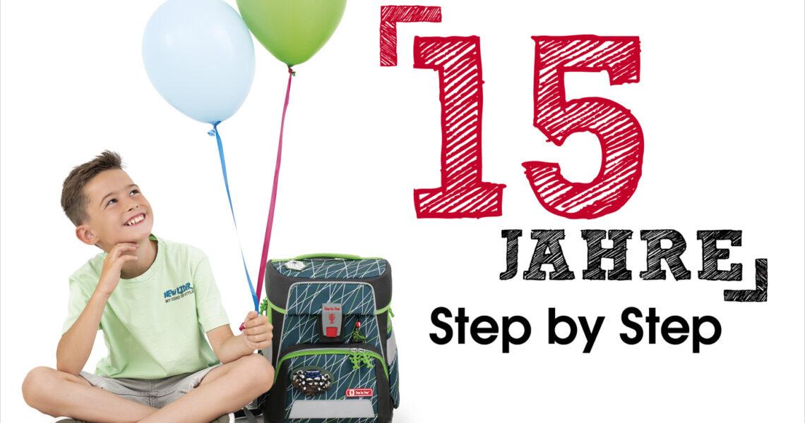 15 Jahre Step by Step