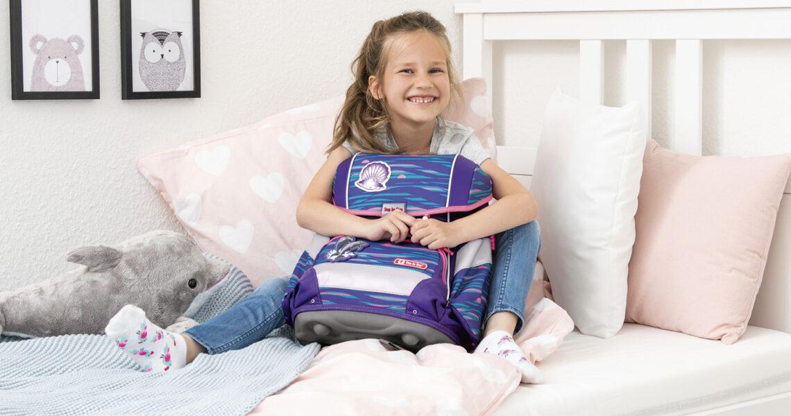 2IN1 PLUS – Der Schulrucksack im Schulranzen