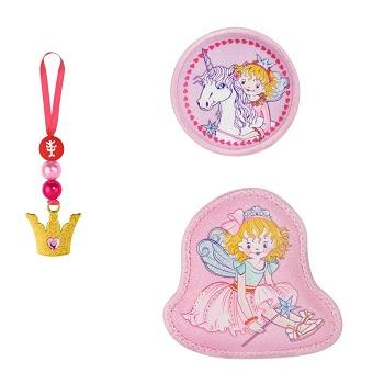 """MAGIC MAGS Spiegelburg Prinzessin Lillifee, """"Rosarien"""", bestehend aus 2 Motiven und 1 Anhänger"""