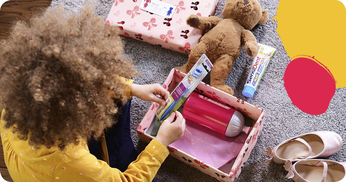 Geschenk mit Herz – für eine buntere & leichtere Kinderwelt